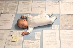 Как прописать новорожденного ребенка?