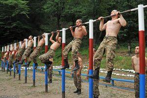 Нормативы по физической подготовке для военнослужащих
