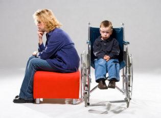 Алименты ребенку-инвалиду