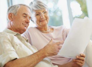 Пенсионеры - налоговый вычет