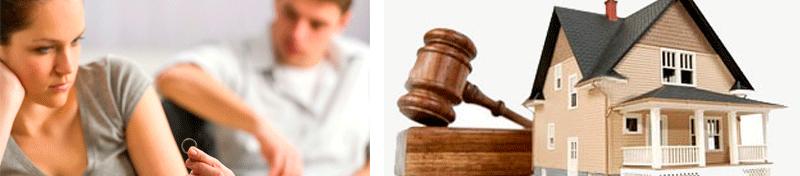 юрист по разделу имущества
