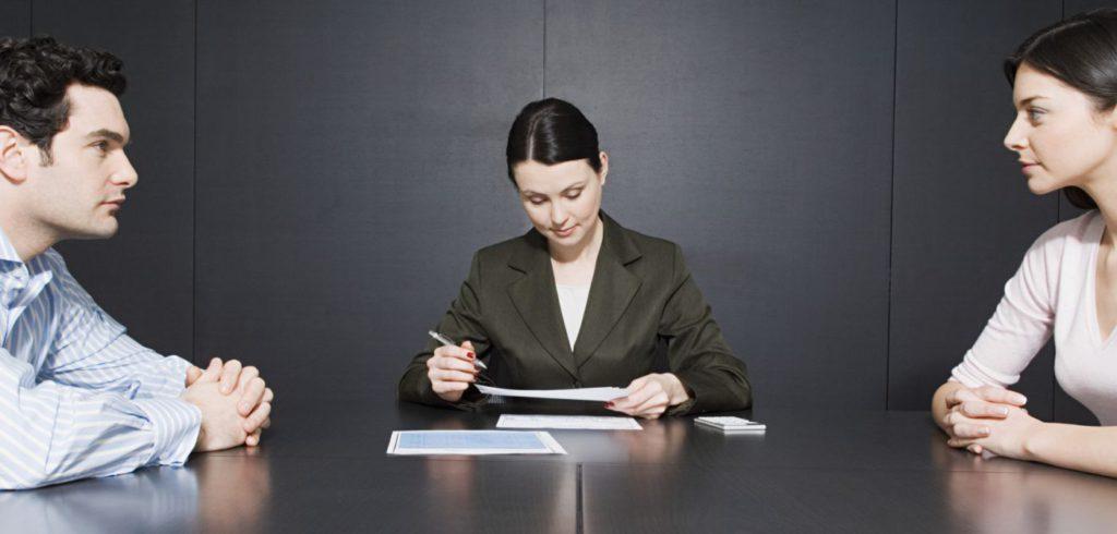 подготовка документов для раздела имущества